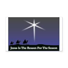 Jesus is the reason for the season Christmas dark