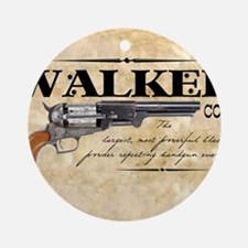 walker_mouse Round Ornament