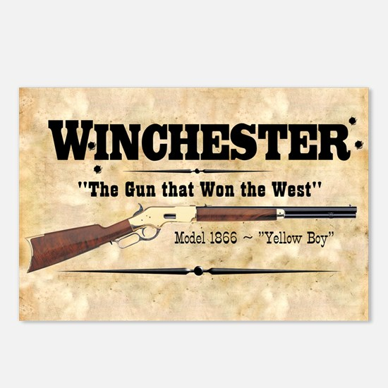 winchester_mouse Postcards (Package of 8)