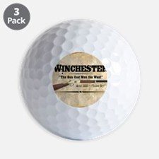 winchester_mouse Golf Ball
