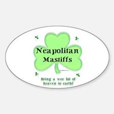 Neo Heaven Oval Decal