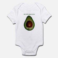 We Will Guac You Infant Bodysuit