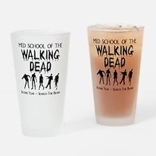 zombiemedschoolsecondyear Drinking Glass