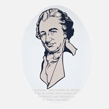 thomas-paine-DKT Oval Ornament
