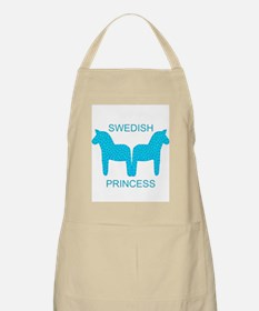 Swedish Princess BBQ Apron