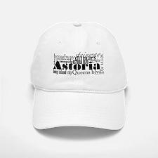 astoria-transparent Baseball Baseball Cap