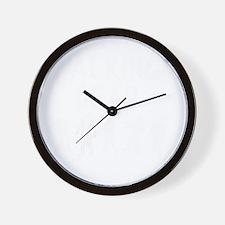 zombiemedschooltransthirdyear copy Wall Clock