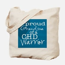 proud grandma copy Tote Bag