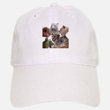 big cats Baseball Baseball Cap