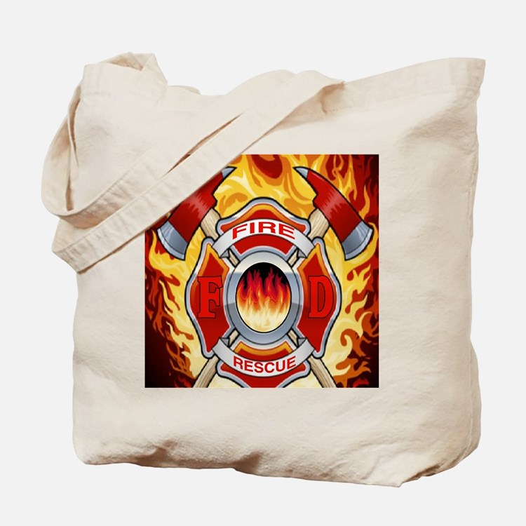 FIRERESCUE Tote Bag