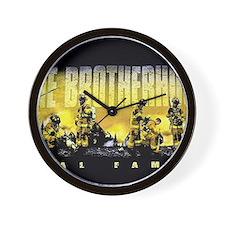 brotherhood Wall Clock