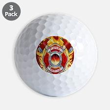 FIRERESCUE Golf Ball