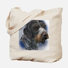german_wirehaired_pointer1 Tote Bag