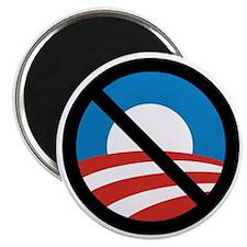 Obama Logo Crossed 5000px 0f Magnet