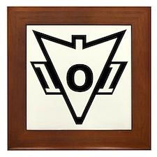101st RECONDO Framed Tile