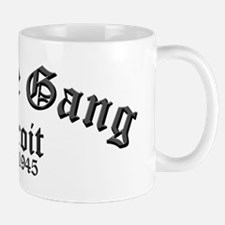 Purple Gang Detroit Mug