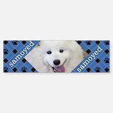 Samoyed Photo Bumper Bumper Sticker
