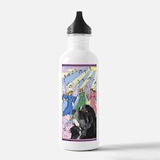 NewfAngels Water Bottle