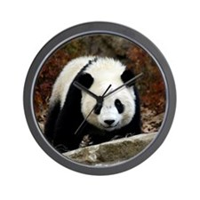 Tai Shan Head On Wall Clock