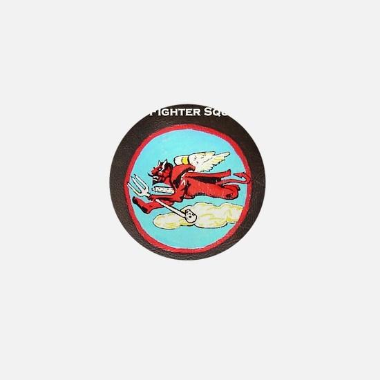 302nd Fighter Squadron Mini Button
