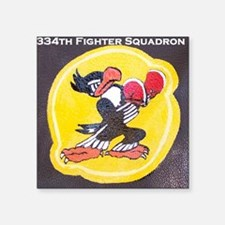 "334patch Square Sticker 3"" x 3"""