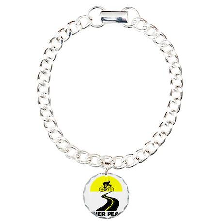 INNER PEACE_edited-1 Charm Bracelet, One Charm