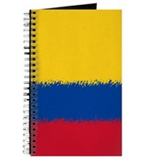 Colombian Flag 460 Journal