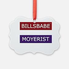 billsbabe-moyeristblack Ornament