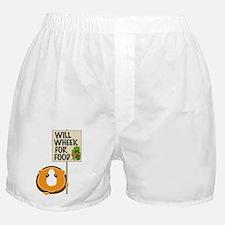 willwheekforfood Boxer Shorts