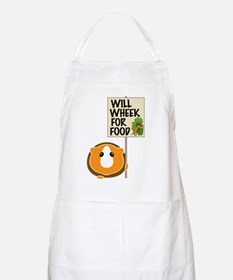 willwheekforfood Apron