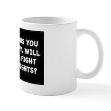 fetus rightssticker Mug
