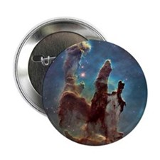 "HUBBLE TELESCOPE IMAGE 2.25"" Button (10 pack)"