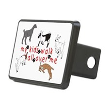 KidsWalkAllOverMe Hitch Cover