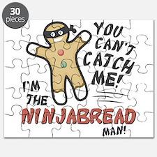 Ninjabread Man Puzzle