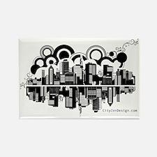 Utopia_20 Rectangle Magnet