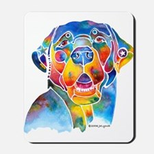 Labrador Retriever Mousepad