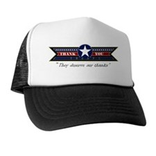 3x3_bearB3 Trucker Hat