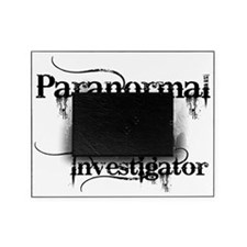 paranormal investigator light Picture Frame