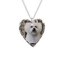 Stone_Paws_Bichon_Frise Necklace