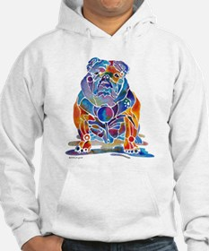 English Bulldogs Hoodie