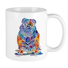 English Bulldogs Mug