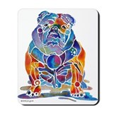English bulldog Classic Mousepad
