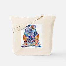English Bulldogs Tote Bag