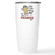 Ninjabread Man Travel Mug
