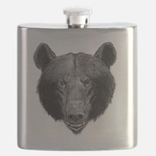 Brown Bear Flask