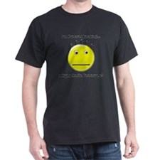 Im Procrastinating I Might Smile Tomo T-Shirt