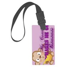 coasrie journal Luggage Tag