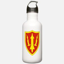 Army Air Defense Comma Water Bottle