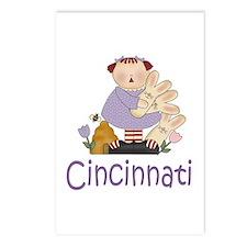 Spring in Cincinnati Ohio Postcards (Package of 8)