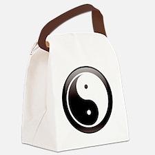 yin Canvas Lunch Bag